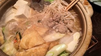 みそちゃんこ鍋はインフル予防の最強料理だ