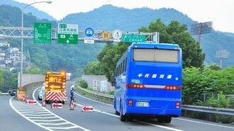 広島、豪雨被災地を支えた「臨時バス」の舞台裏