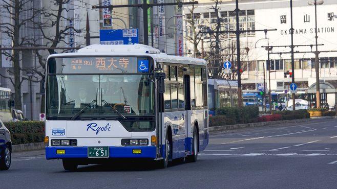 両備・岡電「赤字バス4割廃止」届け出の真意