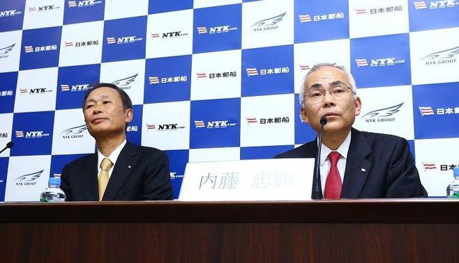 日本郵船、次期社長が示した勝ち残りの覚悟