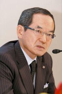 (このひとに5つの質問)石塚邦雄 三越社長