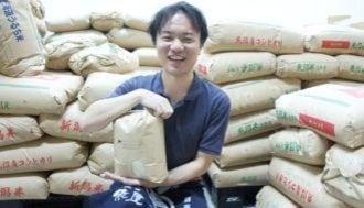 シンガポール人絶賛!日本米が倍値で売れる店