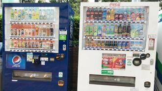 売れ筋飲料「茶系、炭酸、有糖・無糖」の選ばれ方