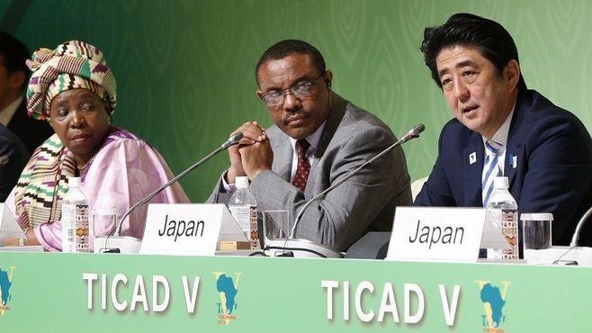 日本はアフリカの「おいしい」国から卒業を