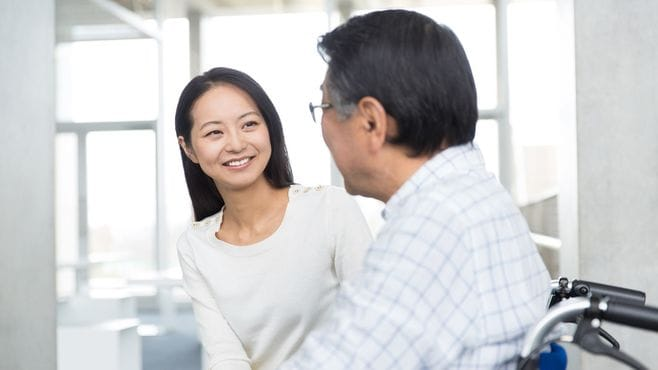 「介護離職」を回避するための5つのポイント