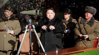 North Korean Nuclear Test Could be First Step Toward H-Bomb