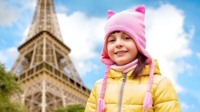 フランスの幼稚園は、日本とはまったく違う
