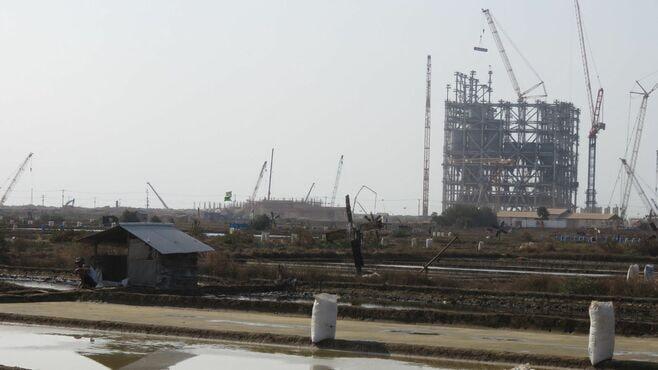 日本が関与「インドネシア石炭火力」に重大事態