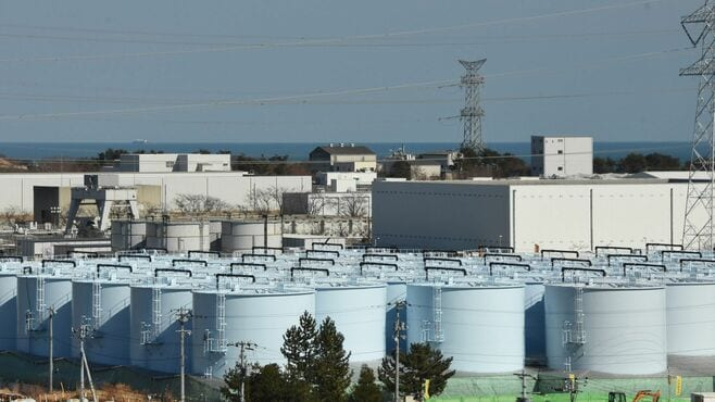 与党有力議員がALPS処理水放出に反対する理由