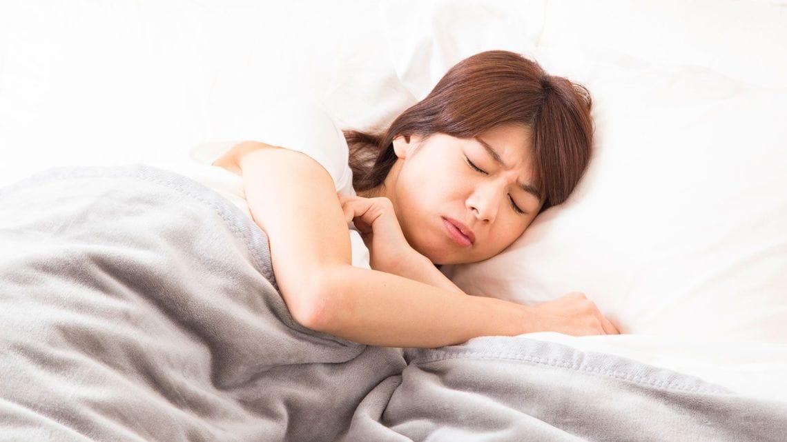 取れ が 寝 て ない 疲れ も