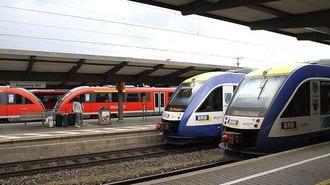 遅延も常態化、ドイツの鉄道が直面した異変
