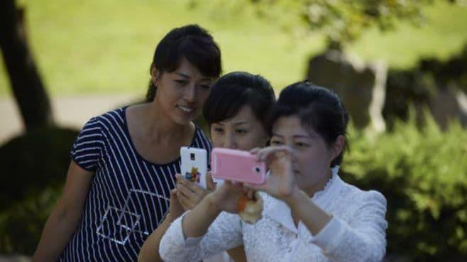 意外と進んでいて驚く北朝鮮「スマホ事情」