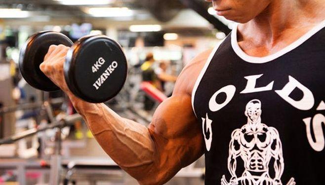 筋肉に身を捧げた男たちの「マッチョ生活」