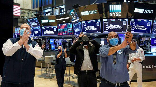アメリカの株高はいつまで続くのか