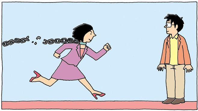 「不幸の連鎖」を断つ、ある夫婦の対等な結婚
