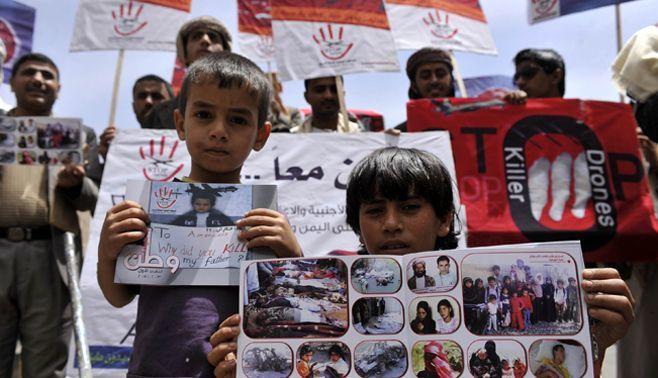 米ドローン攻撃がイエメン崩壊危機を招いた
