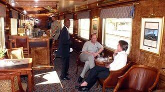 まるで宮殿、海外「超豪華列車」の圧倒的贅沢さ