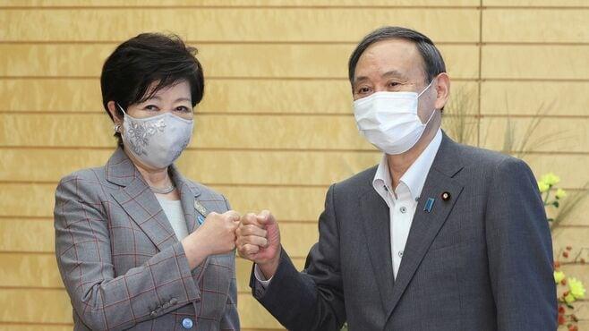コロナ対策で国と東京都がいがみ合うわけ