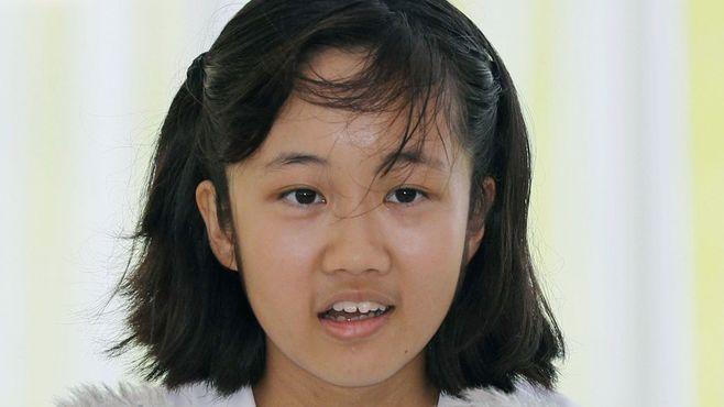 沖縄14歳少女が読み上げた「平和の詩」の衝撃