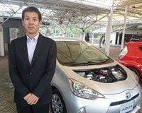 世界トップの燃費性能で人気!トヨタの新型HV車「アクア」開発者に聞く