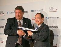 """""""普通""""になった国産ジェット機MRJ、大型受注でひとまず面目"""