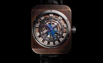 1800万円の腕時計は、ほぼ手仕事で作られる