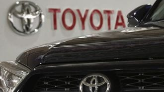 Toyota Shares Drop After Trump Threat on Mexico Plant