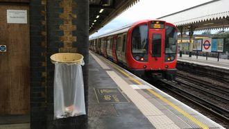 駅ゴミ箱「テロ対策」はビニール袋で解決する