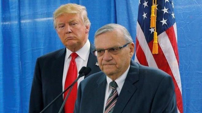 トランプ大統領、「元保安官恩赦」の真の狙い