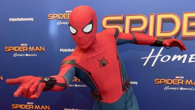 「スパイダーマン」巡るSONYとディズニーの確執