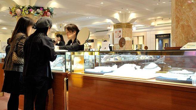 縮小が続く宝飾業界にも高成長企業がある