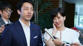 進次郎と滝クリ「令和婚」に込められた深謀