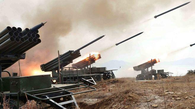 もし米朝戦争になったら勝つのはどっちか?