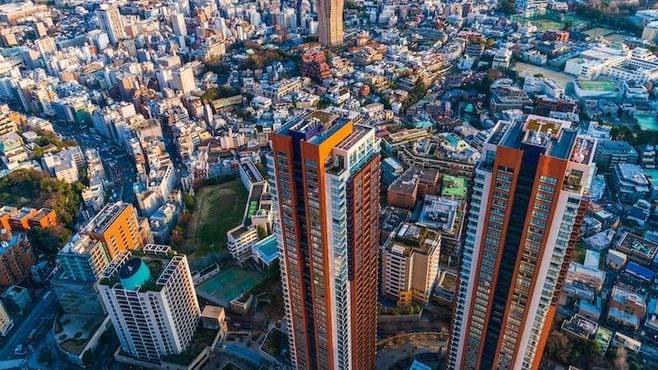 「地価が圧倒的に高い場所」全国上位ランキング