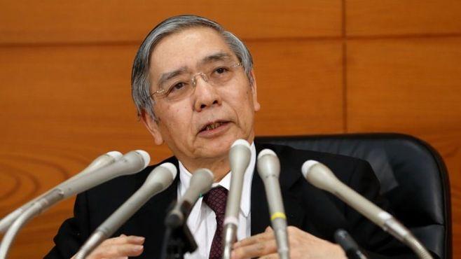 日銀黒田総裁は金融緩和を実施するのか