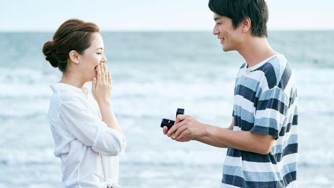 初婚カップル「年の差ランキング」が映す新事実