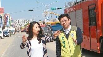 一青妙さんがみた「台南地震」被害の現実