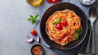 腸に悪い「トマトパスタ」上手に食べる凄い裏技