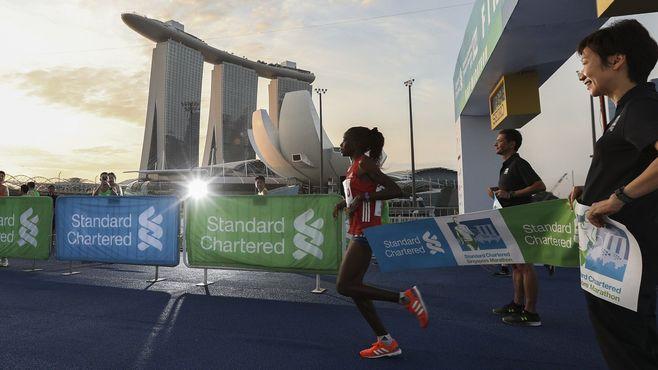 海外マラソン、次に狙うべきはシンガポール?