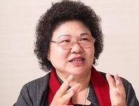 中国は台湾の歴史に無知、独立か否かは台湾が選ぶ--陳菊・台湾高雄市長/民進党代理主席