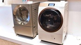勝ち組白モノ家電「洗濯機」は何がスゴいのか