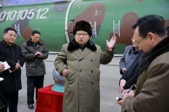 Images Show Activity at North Korea Satellite Launch Site