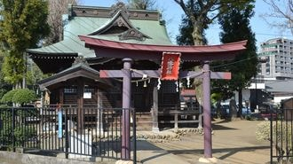 「日本に多い神社仏閣名」トップ500