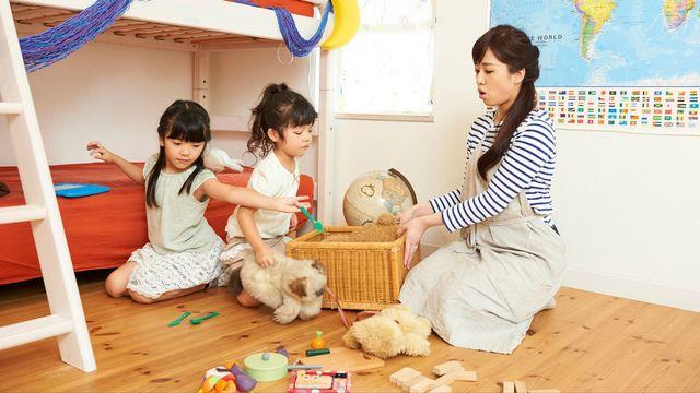 子どもについ、ガミガミ言ってしまうのはいい子に育ってほしいから。でも、テキトー子育てでも、子どもはきちんと自立した子に育つんです(写真:つむぎ/PIXTA)