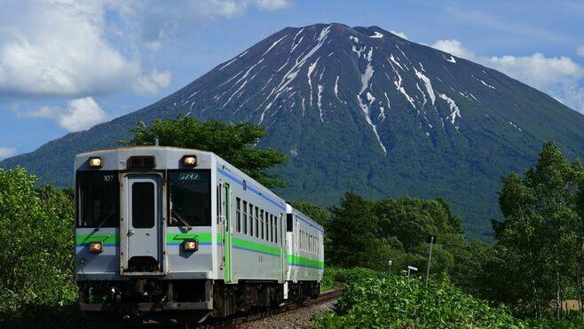 北海道「鉄道完乗」日数、30年前はどうだった?