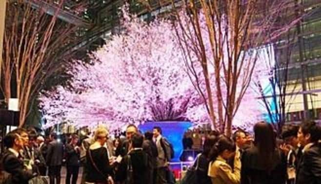 最大級のMICEイベント、日本流でおもてなし