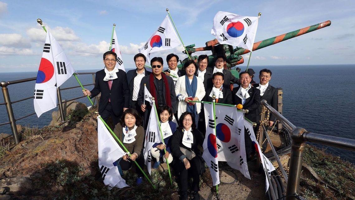 韓国政府は日韓関係の破壊を黙認...