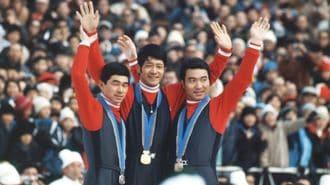 五輪秘話「日本ジャンプ90年間、挑戦」の歴史