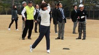 東京五輪ゴルフ会場で開催1年半前に残る不安