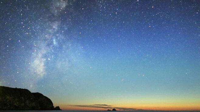東京・神津島が「星空の世界遺産」に挑むワケ